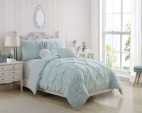 Monica Mint/Gray Bed in a Bag Set - Walmart.com