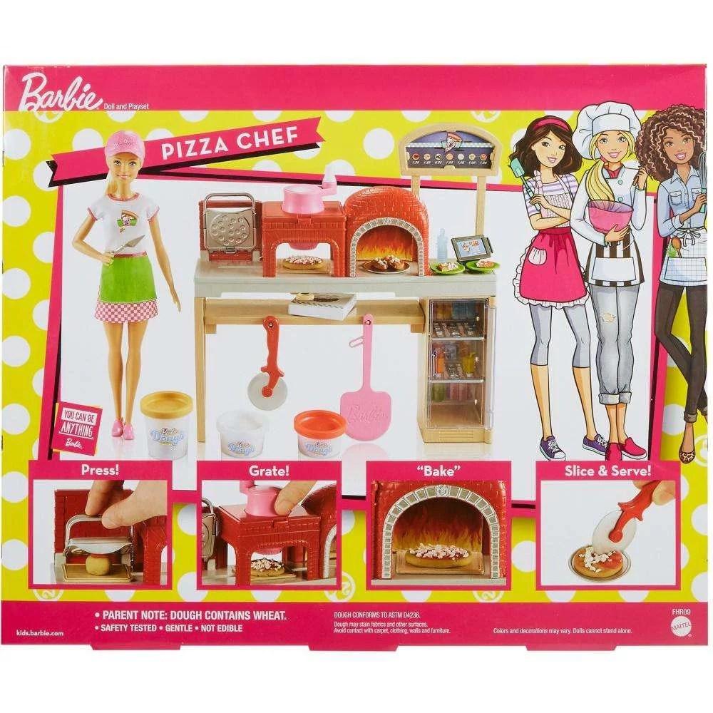 Juegos De Barbie De Cocina De Pizza