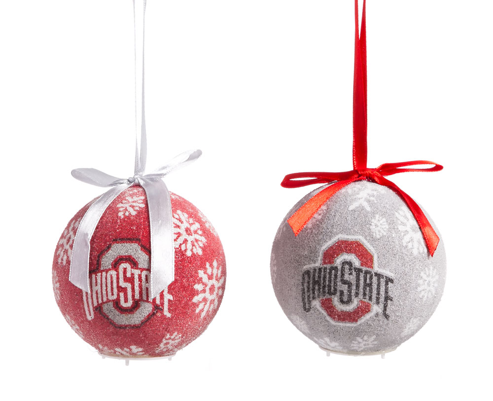Ohio State Christmas Ornaments