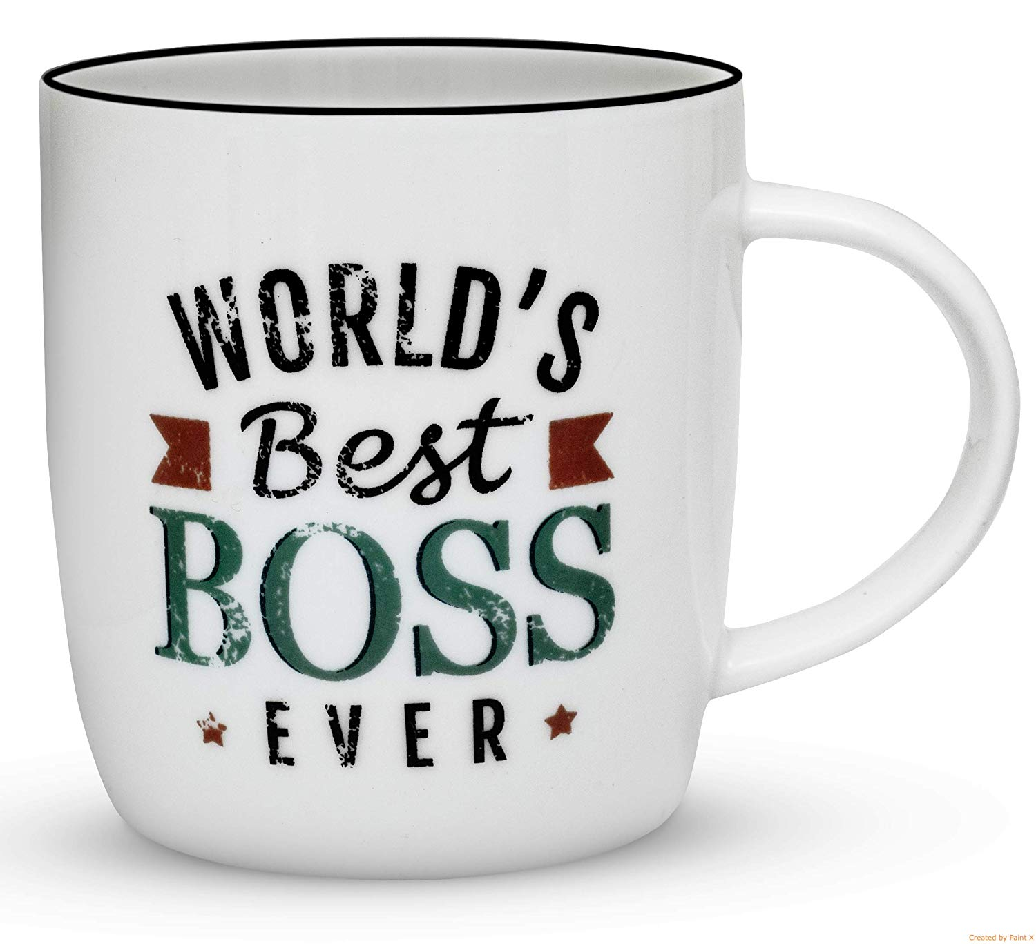 Gifffted Boss Mug Gifts For Best Boss Ever Office Gifts