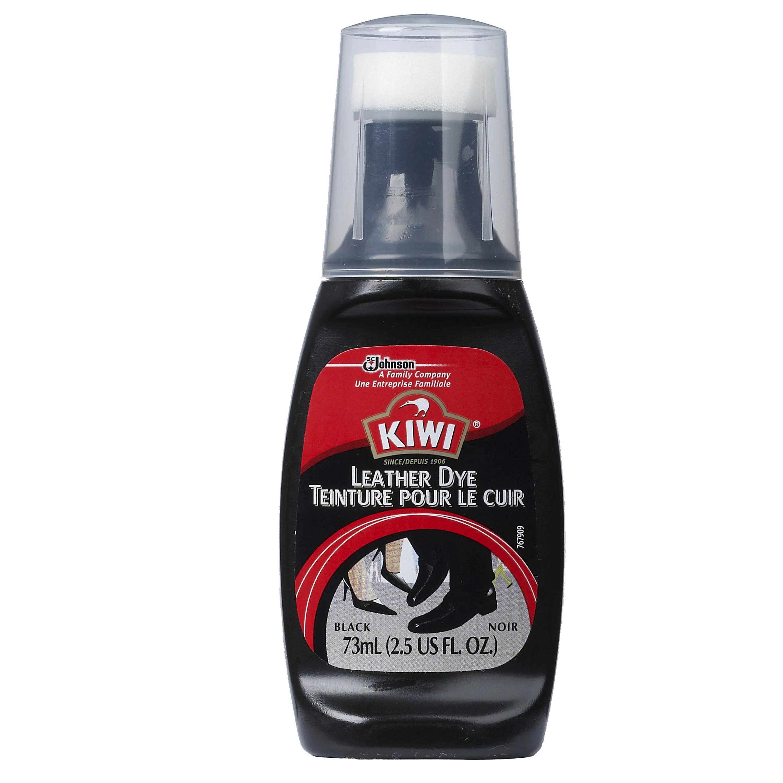 Kiwi Black Leather Dye Walmart
