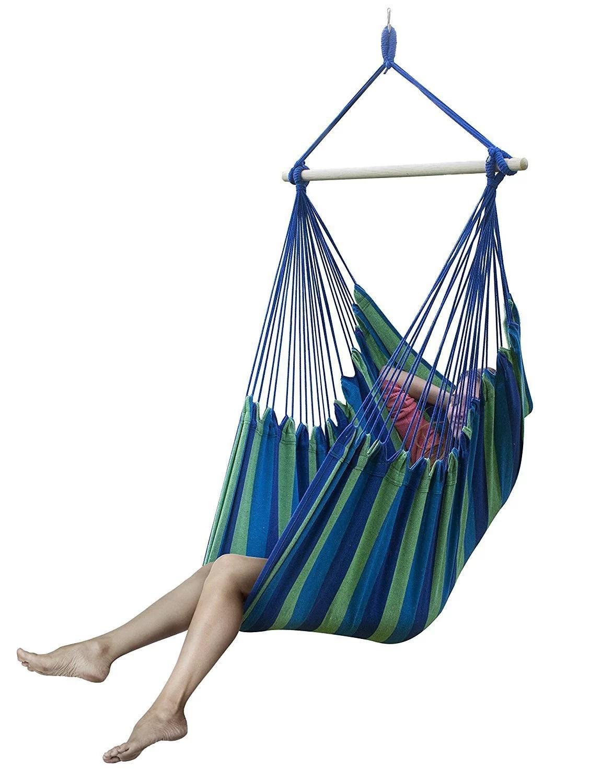chaise hamac bresilienne suspendue