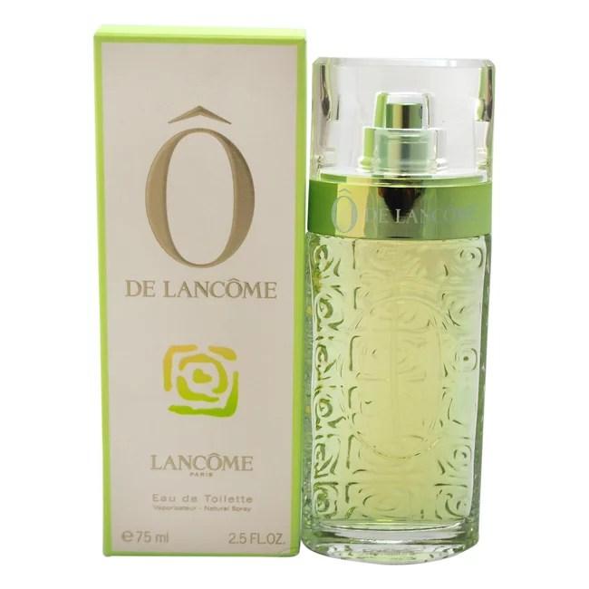 O De Lancome by Lancome for Women – 2.5 oz EDT Spray