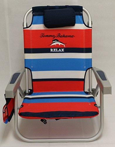 tommy bahama cooler chair battery operated baby swing backpack beach red walmart com departments