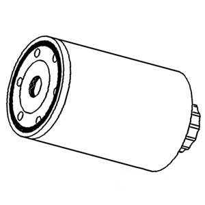 3638291M1 Fuel Filter For Massey Ferguson 220 3075 3085