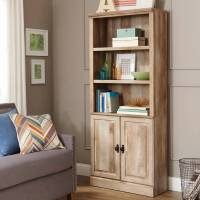 "Better Homes & Gardens 71"" Crossmill 3 Shelf Bookcase with ..."