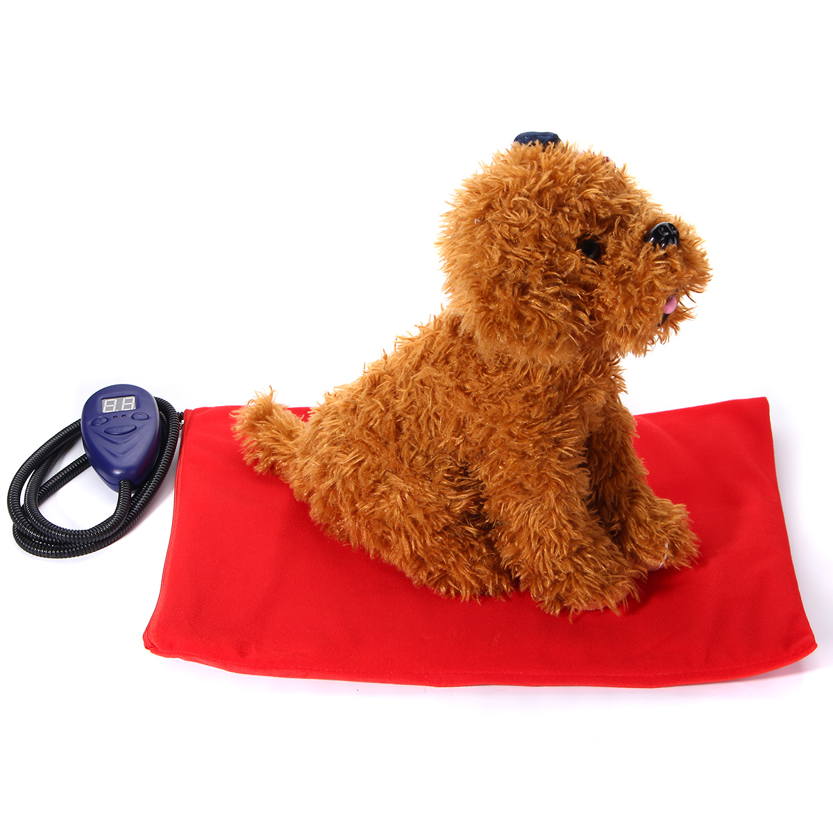 Pet Heated Bed Warmer Pet Dog Cat Electric Heating Pad