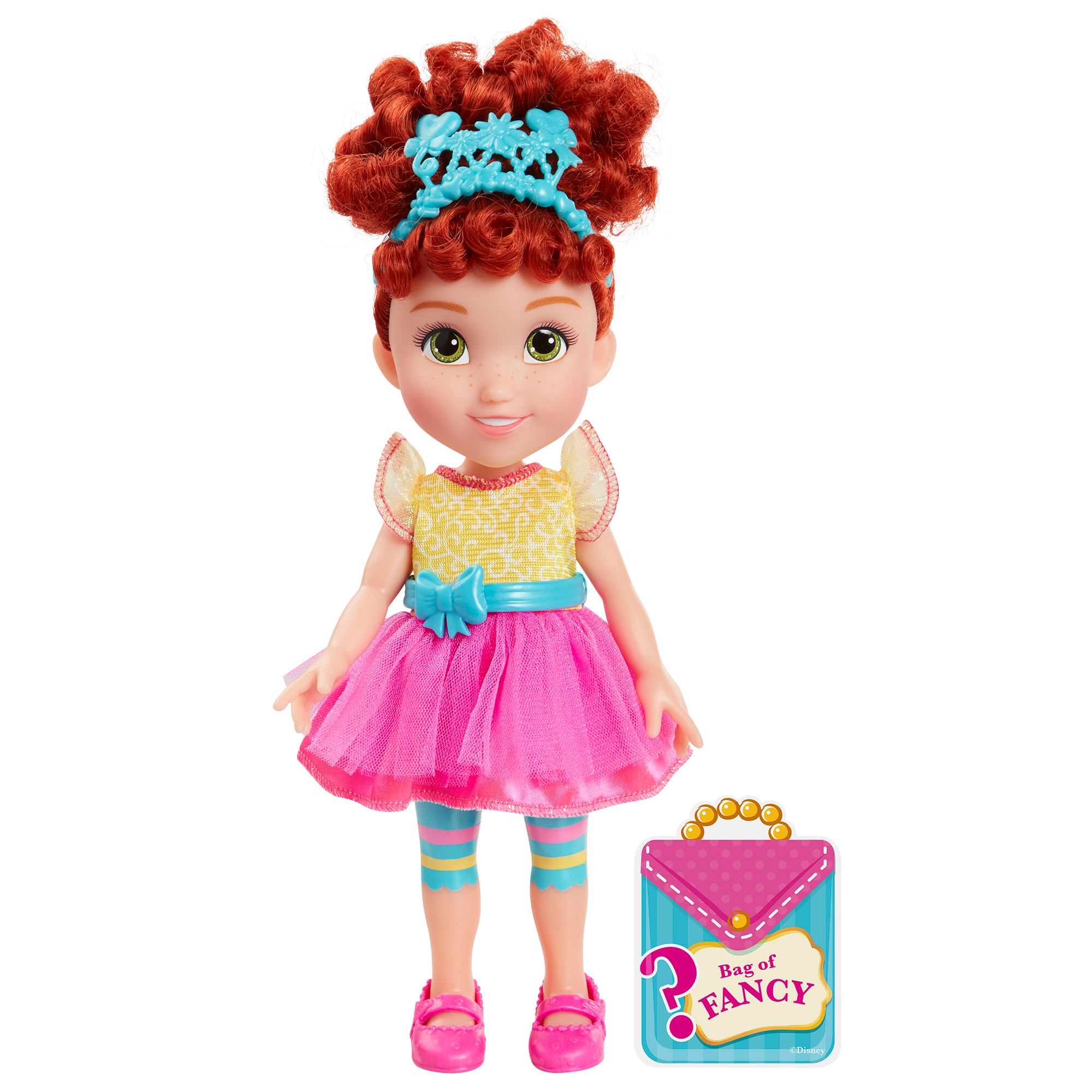 hight resolution of product image make fancy nancy classique doll includes special bag of fancy