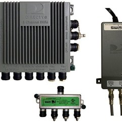 Directv Without Swm Blitz Power Meter Id Wiring Diagram Winegard 840 Switch Kit Walmart Com