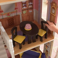 Kidkraft Doll High Chair Video Game Target Dollhouse House Furniture Girls Mansion Toy Play