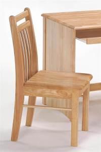 Light Wood Chair for Desks in Natural Finish - Walmart.com