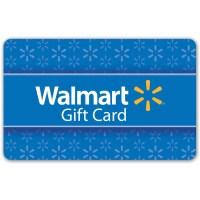Basic Blue Walmart Gift Card - Walmart.com