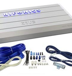 hifonics zeus 1200 watt 2 channel car stereo power amplifier wiring kit cap walmart com [ 3832 x 2336 Pixel ]