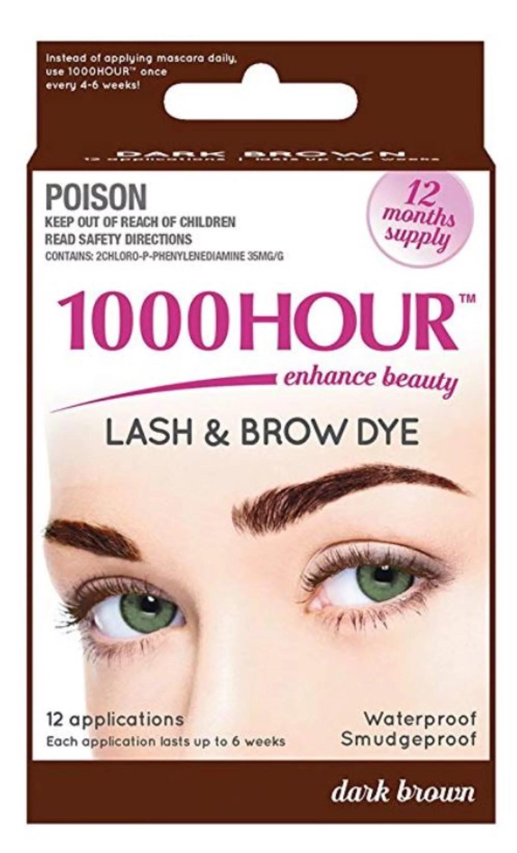 Walmart Eyebrows : walmart, eyebrows, Eyelash, /Tint, Permanent, Mascara, (Dark, Brown), Walmart, Canada