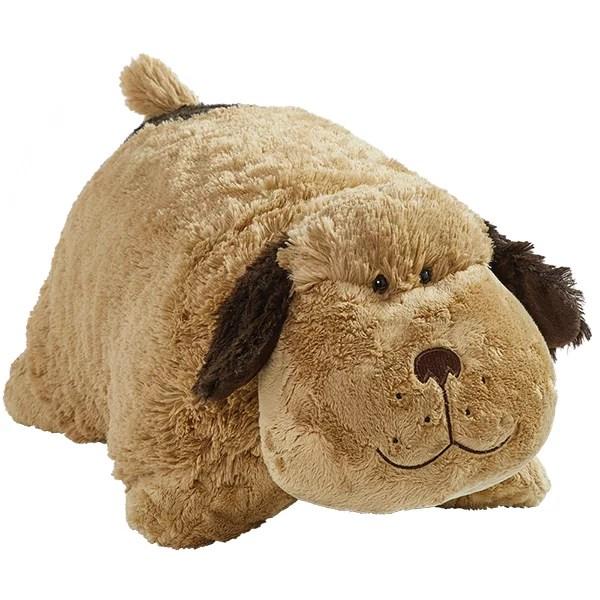 pillow pets 18 wild animals chocolate moose stuffed animal