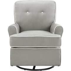 Swivel Chair Disassembly Polka Dot Rocking Cushions Rocker Hardware Modern Contemporary