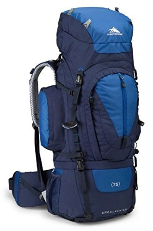 High Sierra APPALACHIAN 75 FRAME PACK TRUE NAVY/ROYAL/TRUE NAVY