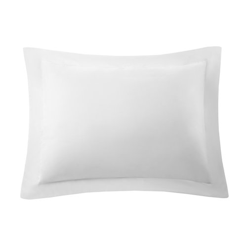 Mainstays Solid Colored Soft Microfiber Pillow Sham