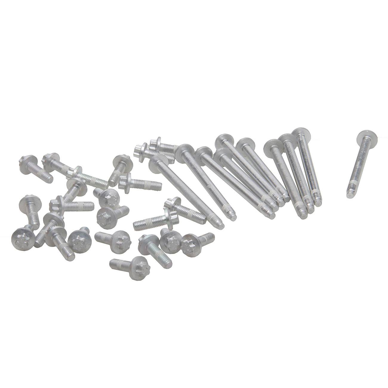 Bapmic Engine Oil Pan Bolt Set For Bmw 1 3 5 7