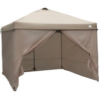 Ozark Trail Wind Curtain for 10' x 10' Straight Leg Canopy ...