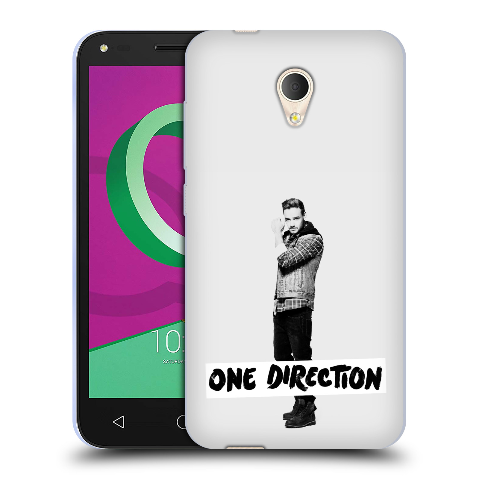 hight resolution of official one direction liam filter soft gel case for alcatel phones