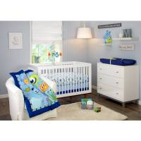 Disney Baby Bedding Dumbo 3-Piece Crib Bedding Set ...