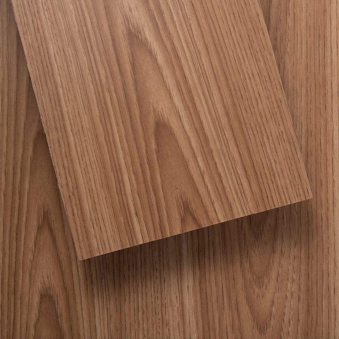 luxury vinyl floor tiles by lucida usa peel stick adhesive flooring for diy installation 36 wood look planks basecore 54 sq feet