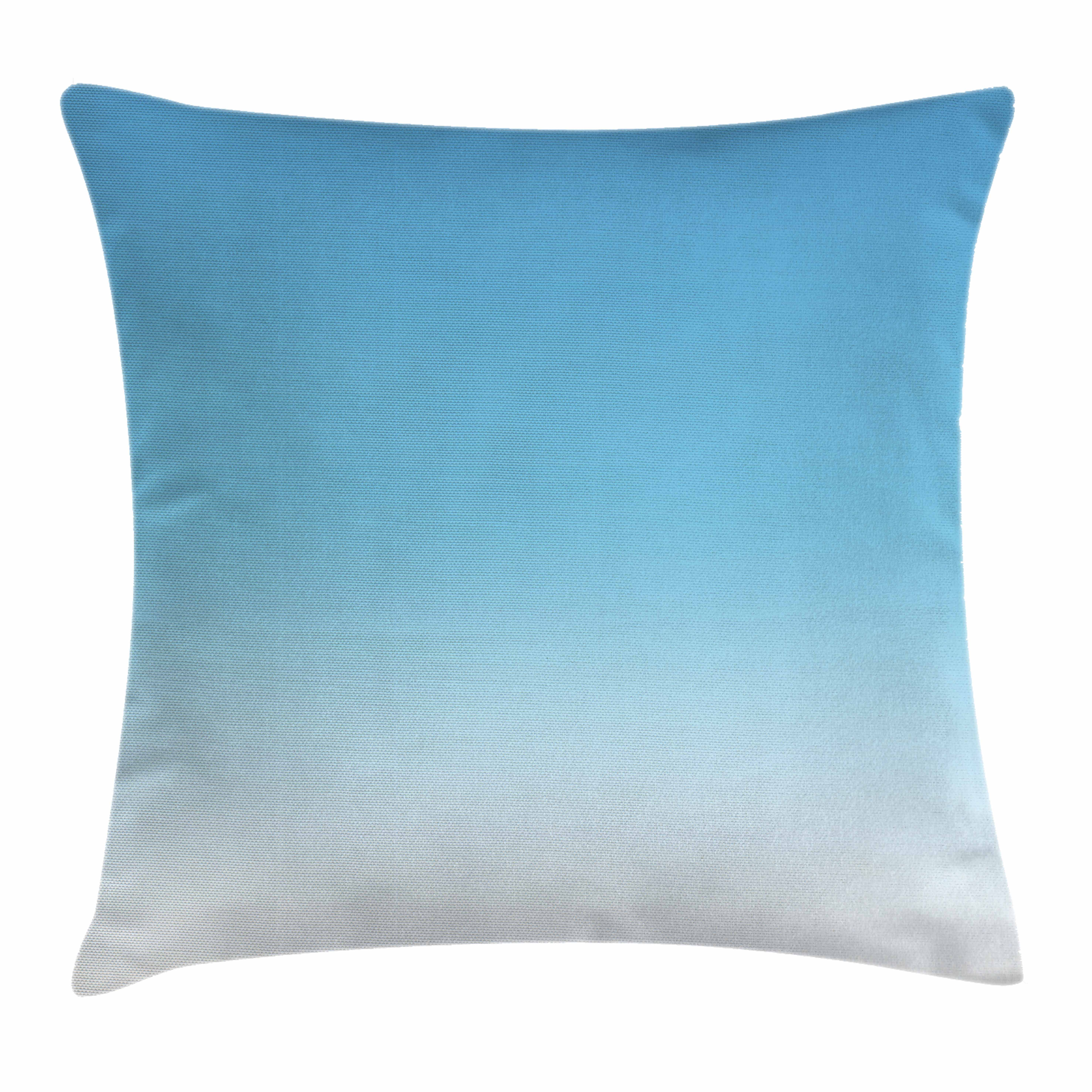 bright colored sofa pillows beddinge bett ombre throw pillow cushion cover skyscape in the spring