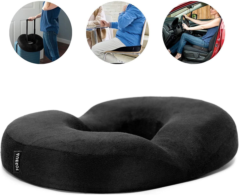 forbua donut pillow for tailbone pain