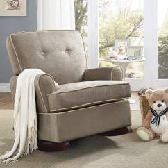Walmart Rocking Chair Glider Office With Massage Baby Relax Tinsley Rocker Choose Your Color Com
