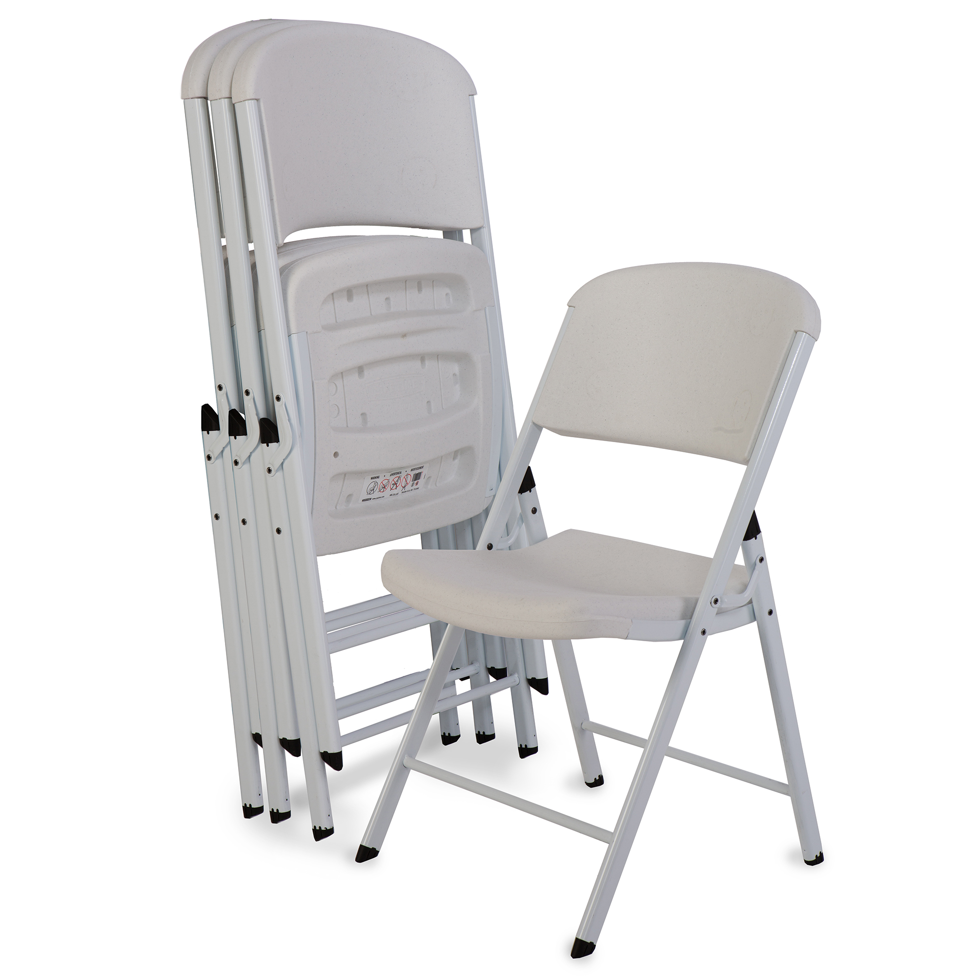Lifetime Chair Lifetime Classic Commercial Wedding Chair White 80359