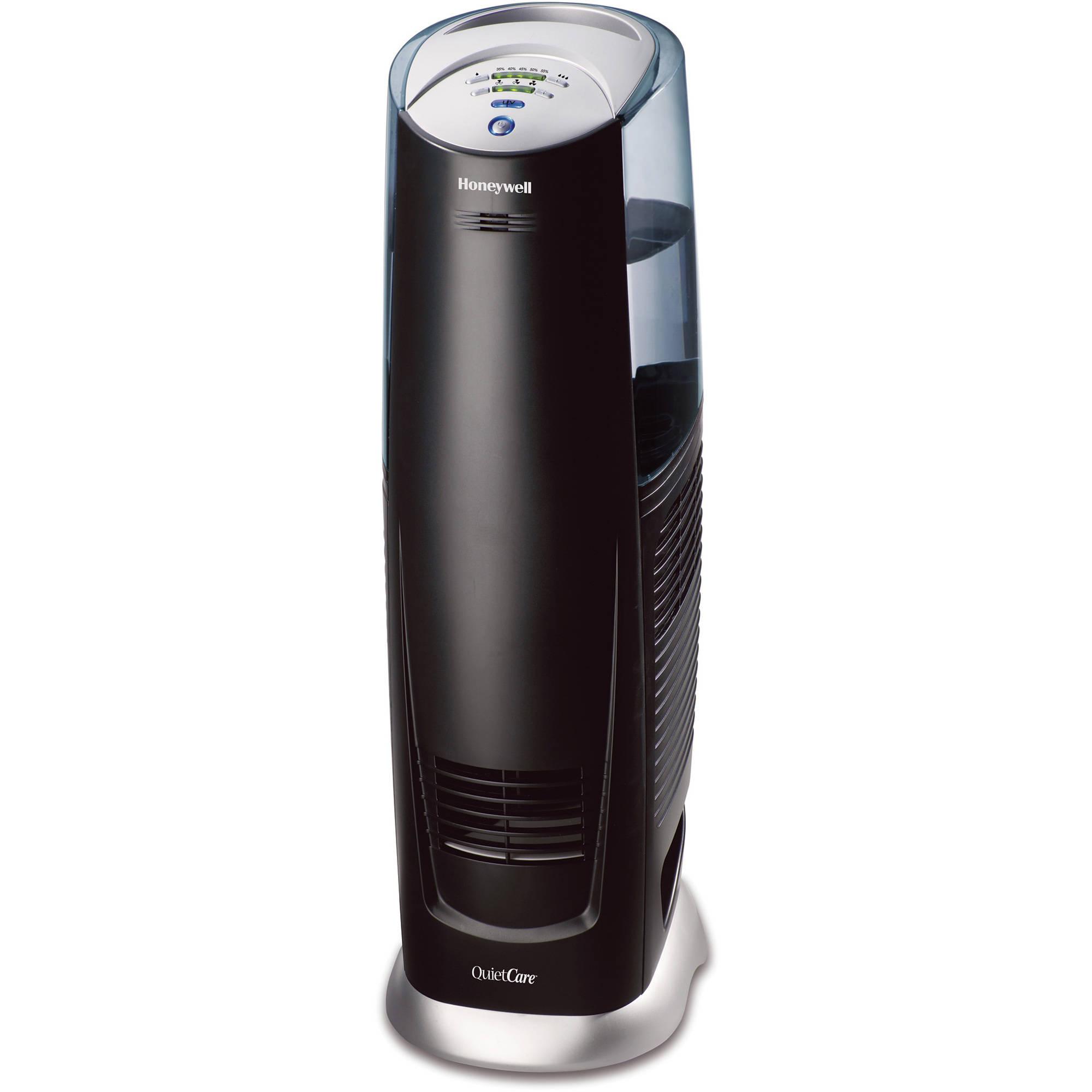 Honeywell Germ Free Cool Mist Humidifier HCM-315T Black ...