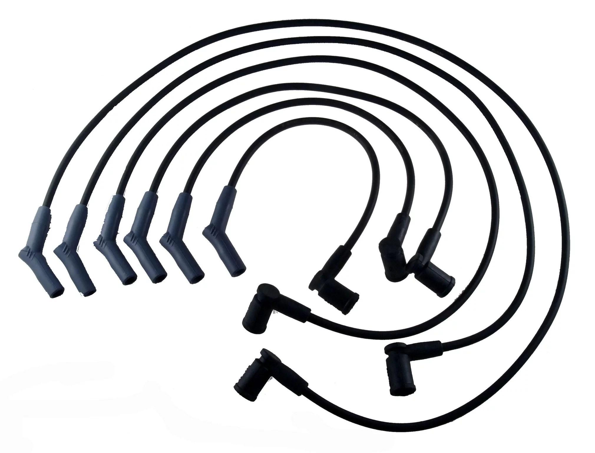Prenco 35-87709 Spark Plug Wire Set for Ford Ranger, Mazda