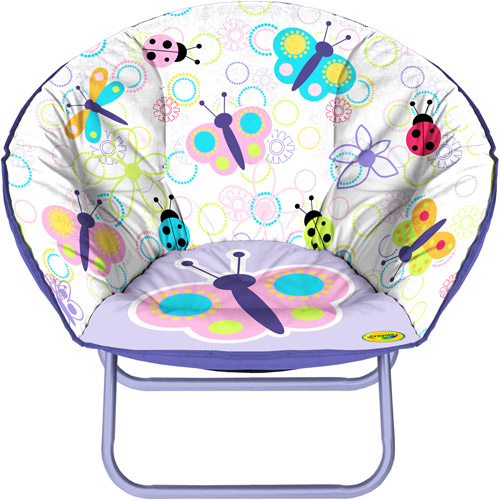 saucer chair for kids doll high toys r us canada crayola bzz mini walmart com departments