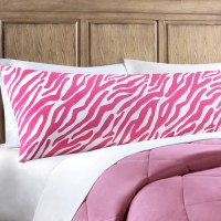 Mainstays Microfiber Body Pillow Cover - Walmart.com