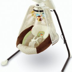 Swing Chair Dragon Mart Black Covers Fisher Price Starlight Papasan Cradle Nite Monkey
