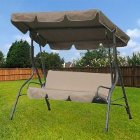 Garden Winds Replacement Canopy Top for True Value Swing ...