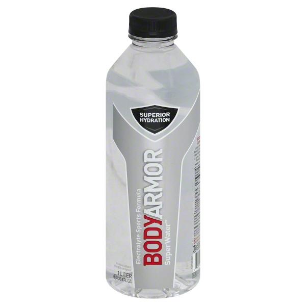 Body Armor SuperWater 1 Liter (33.8 Oz) Pack of 12 ...