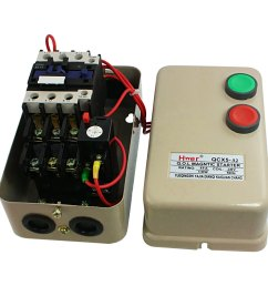 ac 24v coil contactor 11 kw 15 hp 3 phase motor control magnetic starter 14 22a walmart com [ 1100 x 1100 Pixel ]