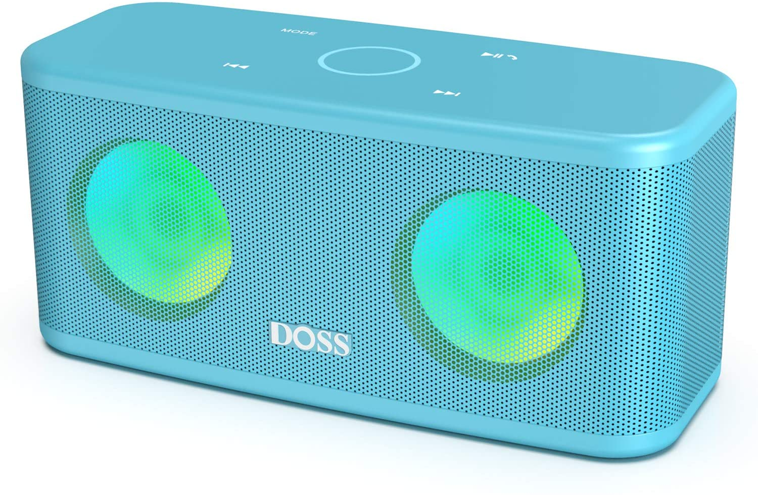 Doss Soundbox Plus Portable Wireless Bluetooth Speaker With Hd Sound And Deep Bass Wireless Stereo Paring Built In Walmart Canada