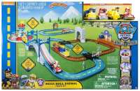Paw Patrol Adventure Bay Mega Roll Patrol Track Set ...