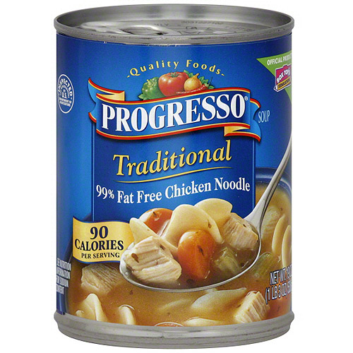 Progresso Traditional Chicken Noodle Soup 19 oz Pack of