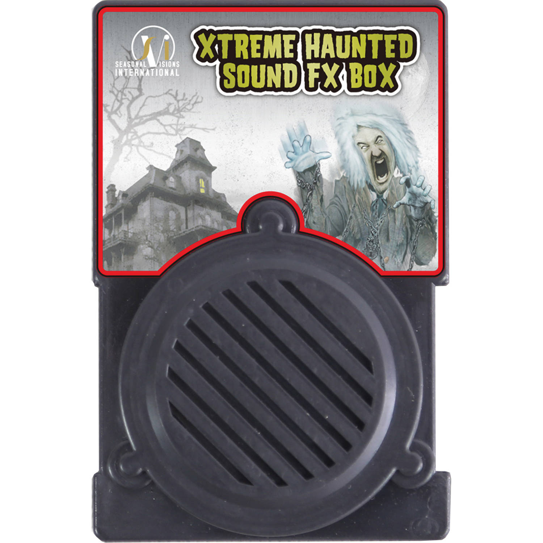 extreme haunted sound box