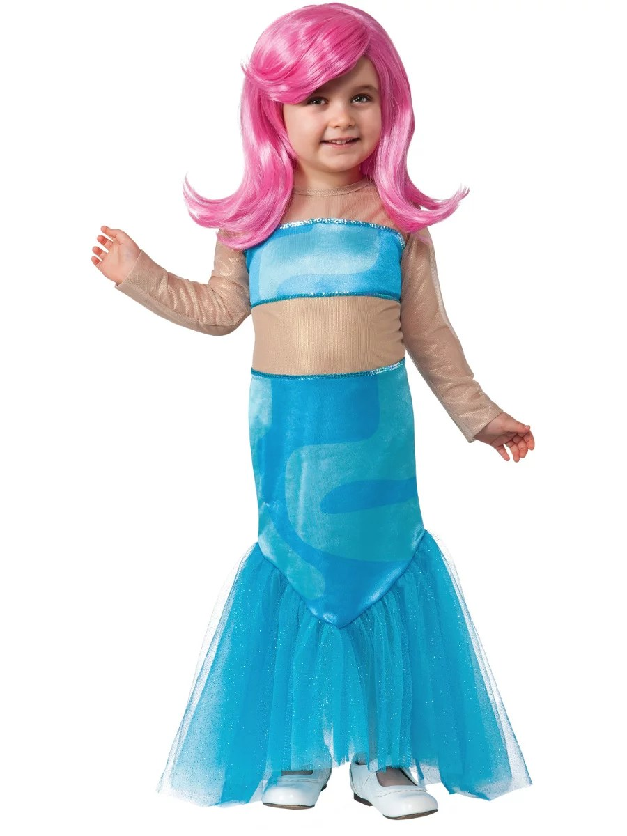 Bubble Guppies Costume : bubble, guppies, costume, Rubies, Bubble, Guppies, Deluxe, Molly, Costume, Child, Small, Walmart.com
