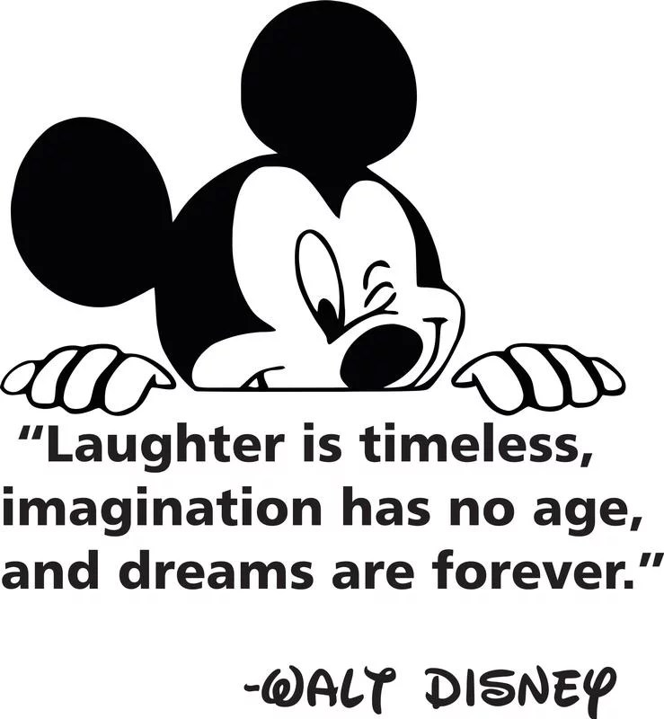 laughter is timeless imagination