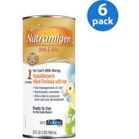 Nutramigen baby formula - 32 fl oz Ready-to-Use Can, Pack ...
