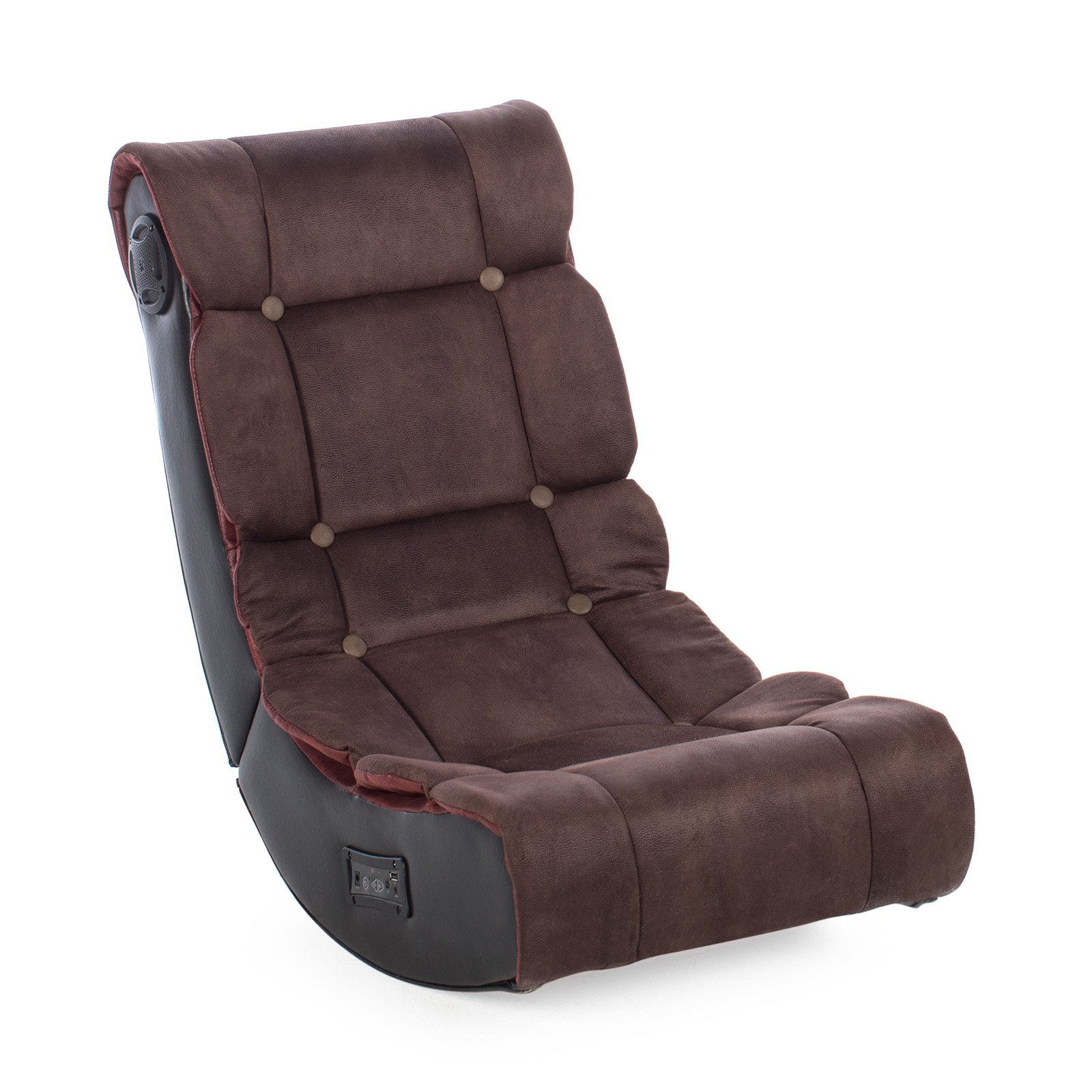 x rocker video game chair cane seat chairs crush 2 1 wireless gaming walmart com