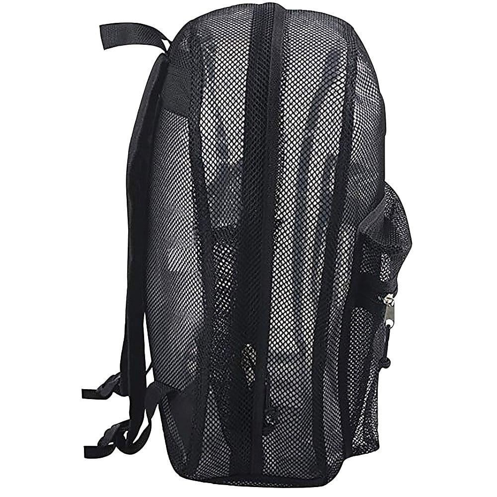 Staples  Staples Mesh Backpack Black 29693 2075277