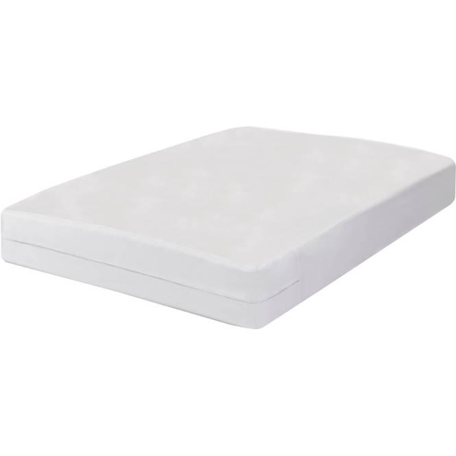 Luxury Cotton Rich Bed Bug Blocker Zippered Mattress Protector