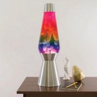 Large Classic Rainbow Lava Lamp - Walmart.com